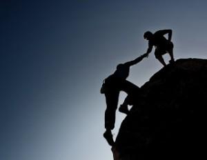 Business Coaching Climbing